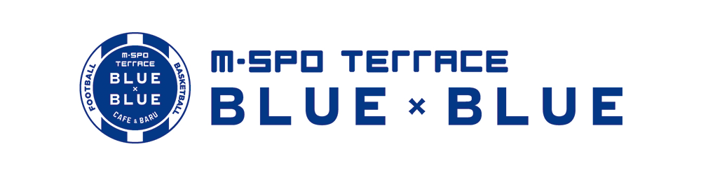 M-SPO TERRACE BLUE x BLUE